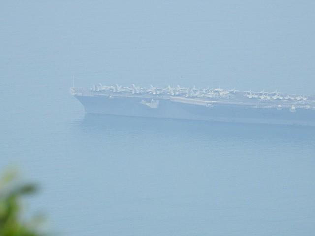 [CẬP NHẬT]: Sau tàu sân bay, tàu tuần dương Mỹ cũng đang tiến vào vịnh Đà Nẵng - Ảnh 10.