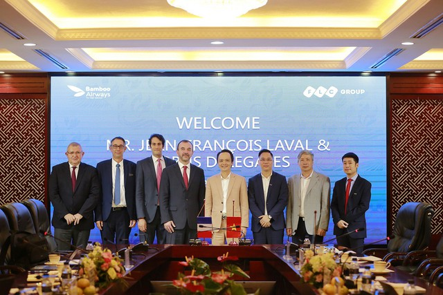 FLC và Airbus đạt được thoả thuận 3 tỷ USD mua 24 máy bay cho Bamboo Airways - Ảnh 2.