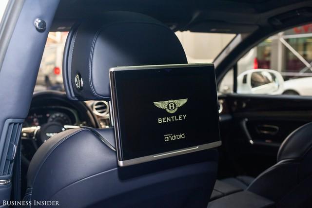 Trải nghiệm Bentley Bentayga SUV có giá 246.000 đô: Người lái phải thốt lên Thật tuyệt vời, nó vi vu như một cơn gió - Ảnh 14.