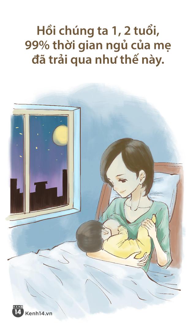 Tình yêu của mẹ: Thứ tình yêu cho đi 99% mà chỉ nhận lại được 1% - Ảnh 2.