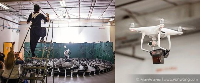 Nhóm nghệ sĩ biến gần 2 tấn rác thải điện tử thành những tác phẩm nghệ thuật tuyệt đẹp - Ảnh 12.