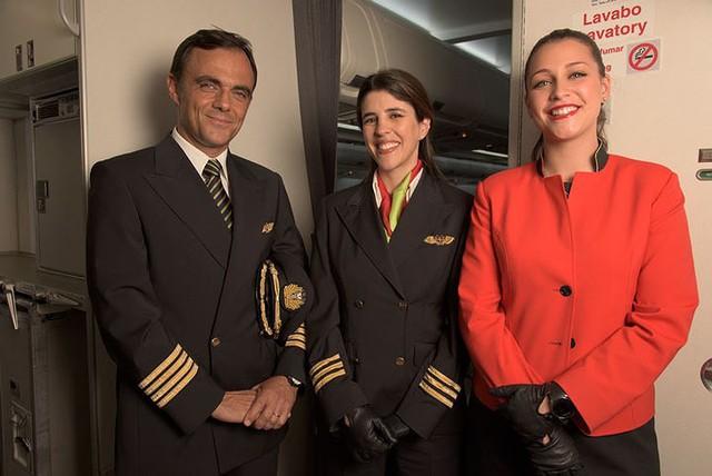 Hãng hàng không có phi hành đoàn điển trai nhất thế giới - Ảnh 7.