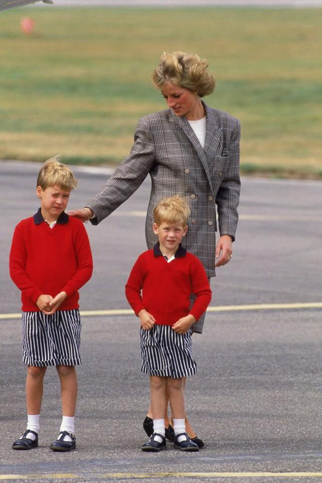 Cách làm mẹ của Công nương Diana vẫn luôn khiến các mẹ khắp thế giới ngưỡng mộ - Ảnh 9.
