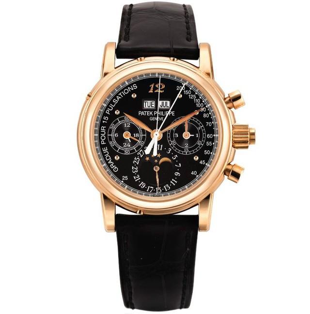 Câu chuyện sau 4 chiếc đồng hồ Patek Philippe đặc biệt sắp được đấu giá tại Hồng Kông - Ảnh 4.