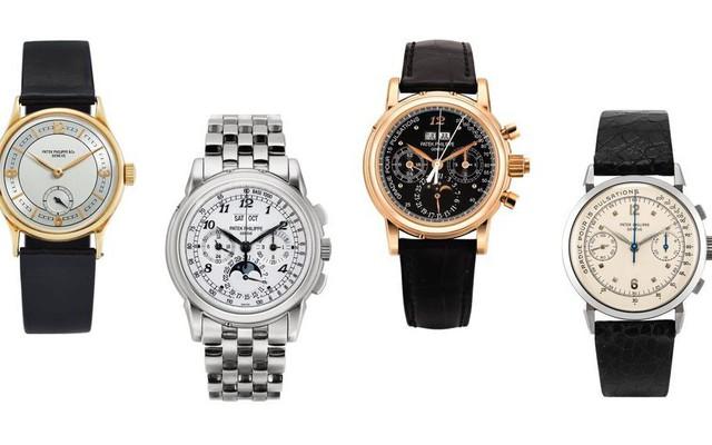 Câu chuyện sau 4 chiếc đồng hồ Patek Philippe đặc biệt sắp được đấu giá tại Hồng Kông