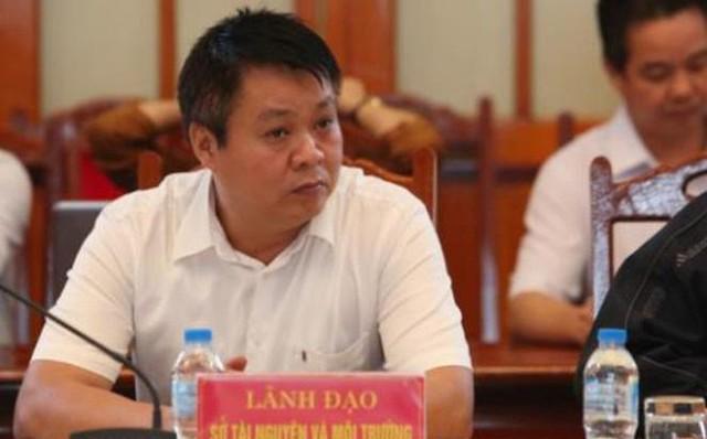 Ông Hồ Đức Hợp làm Giám đốc Sở Tài nguyên - Môi trường Yên Bái - Ảnh 1.