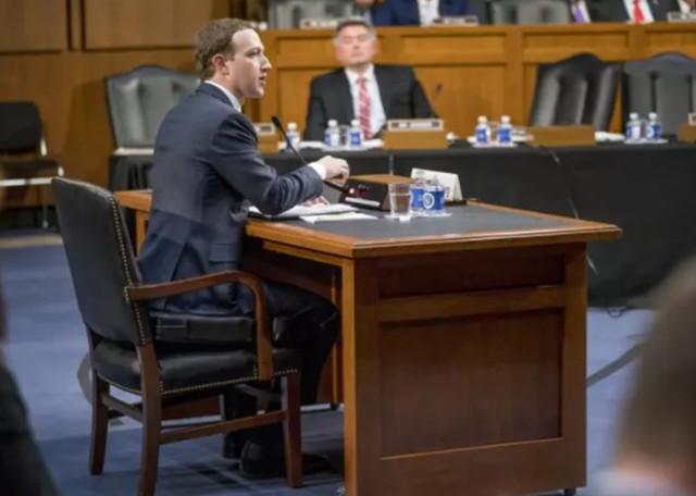 Không phải ngẫu nhiên Mark Zuckerberg lại mặc vest, ngồi lên đệm cao 10 cm trong 5 tiếng của phiên điều trần - Ảnh 2.