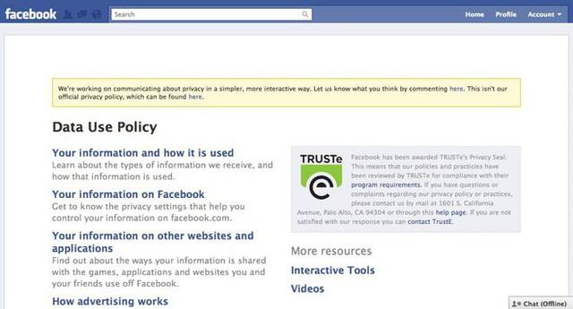 Mark Zuckerberg cho rằng người dùng thường bỏ qua chính sách quy định của hãng nên mới không hiểu Facebook lấy dữ liệu như thế nào - Ảnh 2.