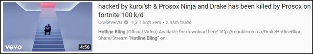 Hacker vừa thổi bay MV hàng tỷ view trên YouTube tiết lộ luôn nạn nhân tiếp theo của mình - Ảnh 3.