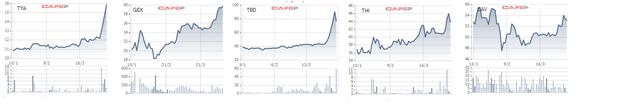 Sản lượng xuất khẩu Q1 tăng 50% so với cùng kì, cổ phiếu doanh nghiệp sản xuất dây, cáp điện bùng nổ? - Ảnh 3.