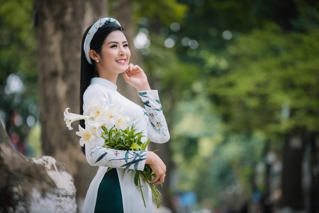 Hoa hậu Ngọc Hân: Khó khăn lớn nhất khi khởi nghiệp là vấn đề quản trị kinh doanh, nhân sự - Ảnh 3.
