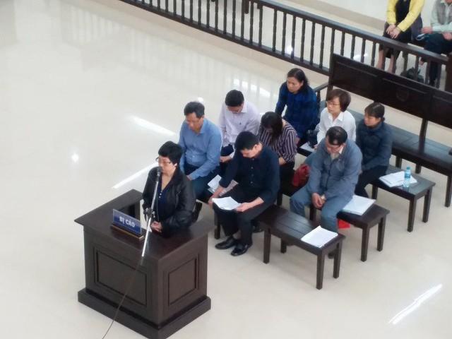 VKS đề nghị bác kháng cáo, y án cựu đại biểu quốc hội Châu Thị Thu Nga tù chung thân - Ảnh 1.
