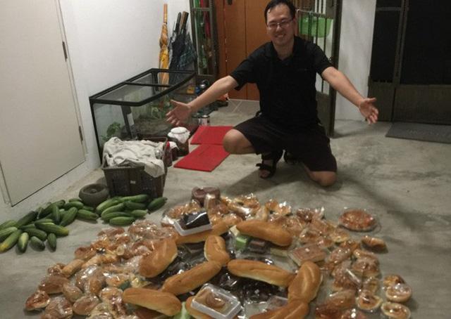 Câu chuyện đáng kinh ngạc về người đàn ông chỉ chi 200 nghìn mua thực phẩm trong một năm - Ảnh 1.
