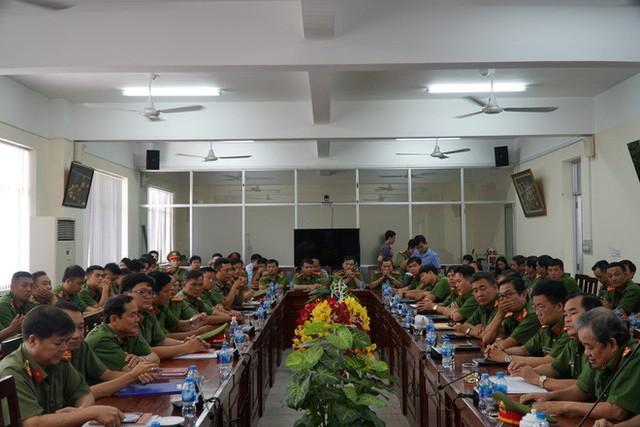 Tướng Phan Anh Minh: Có hiện tượng không lo phá án, chỉ muốn vơ công trạng - Ảnh 1.