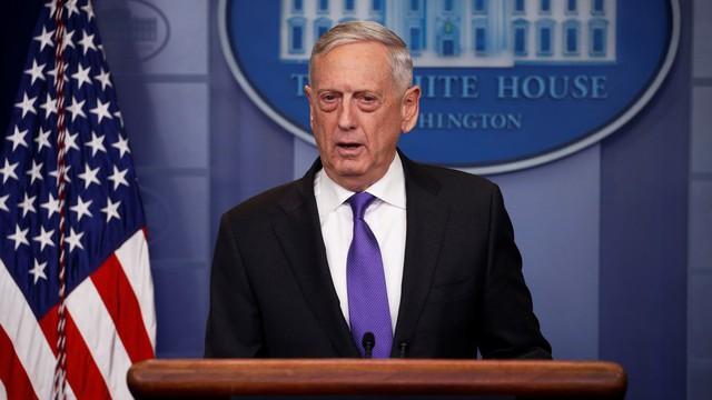 Nóng: Mỹ kết thúc chiến dịch không kích chớp nhoáng Syria - Ảnh 1.