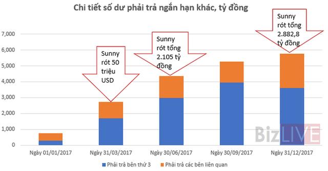 Quốc Cường Gia Lai đã nhận của Sunny Island gần 3.000 tỷ đồng cho dự án Phước Kiển - Ảnh 1.