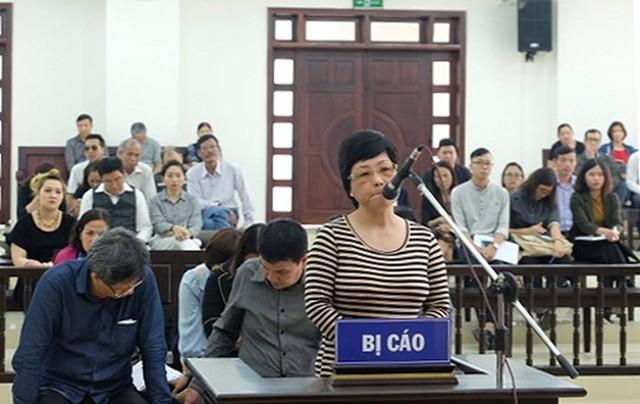 Nhìn lại 4 ngày xét xử cựu ĐBQH Châu Thị Thu Nga và đồng phạm - Ảnh 16.