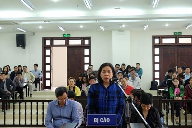 Nhìn lại 4 ngày xét xử cựu ĐBQH Châu Thị Thu Nga và đồng phạm - Ảnh 17.