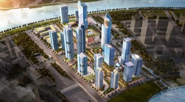 [Chuyển động dự án tỷ đô 2018] Tập đoàn Hàn Quốc sắp xây siêu dự án ở Thủ Thiêm - Ảnh 1.