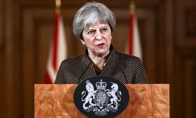 Không kích Syria: Quốc hội Anh sắp chất vấn thủ tướng - Ảnh 1.