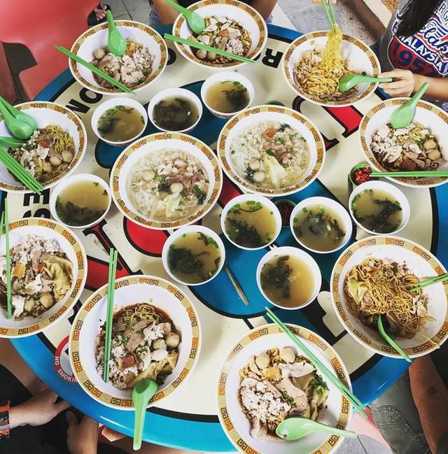 Đến bây giờ Michelin mới chỉ trao sao cho 3 quán ăn vỉa hè, và tất cả chúng đều rất gần Việt Nam - Ảnh 13.