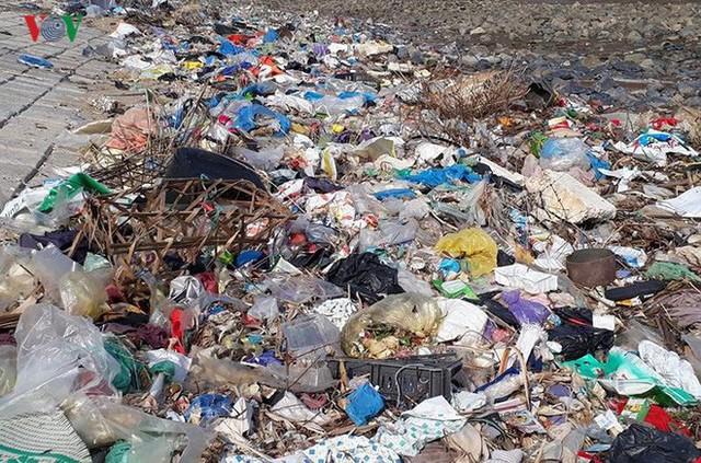 Ảnh: Kinh hoàng rừng cây treo đầy rác ở Thanh Hoá - Ảnh 5.