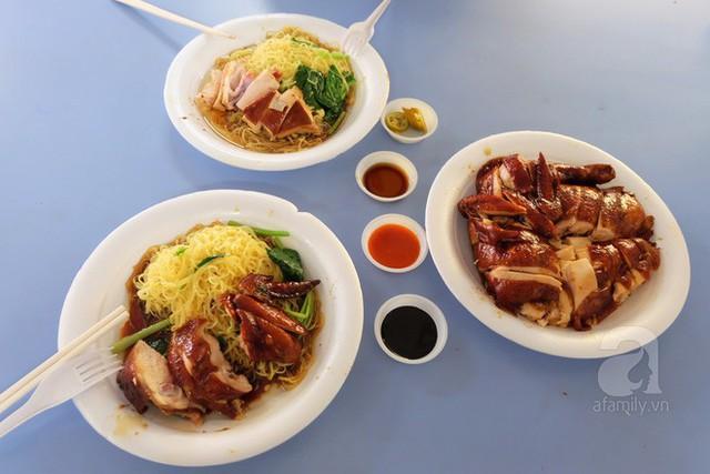 Đến bây giờ Michelin mới chỉ trao sao cho 3 quán ăn vỉa hè, và tất cả chúng đều rất gần Việt Nam - Ảnh 6.