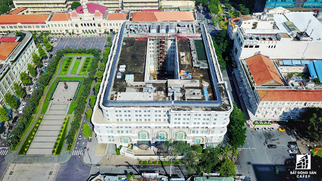 Trung tâm hách chính TP.HCM trong tương lai đẹp như khách sạn 5 sao - Ảnh 8.