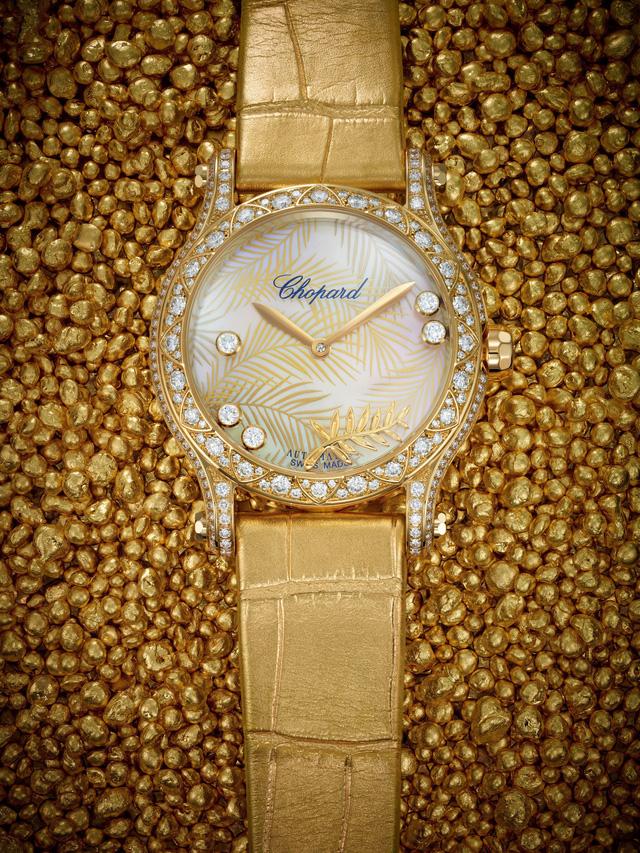 Giám đốc sáng tạo Chopard: Sự xa xỉ đích thực chỉ đến khi bạn biết nguồn gốc của vật liệu tạo nên chiếc đồng hồ - Ảnh 3.