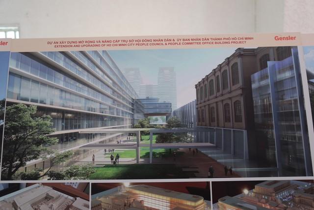 Trung tâm hách chính TP.HCM trong tương lai đẹp như khách sạn 5 sao - Ảnh 3.