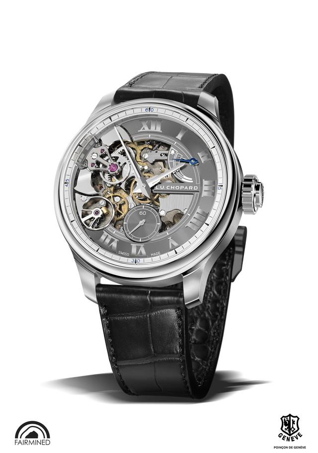 Giám đốc sáng tạo Chopard: Sự xa xỉ đích thực chỉ đến khi bạn biết nguồn gốc của vật liệu tạo nên chiếc đồng hồ - Ảnh 4.