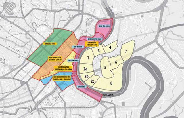 [Chuyển động dự án tỷ đô 2018] Tập đoàn Hàn Quốc sắp xây siêu dự án ở Thủ Thiêm - Ảnh 2.