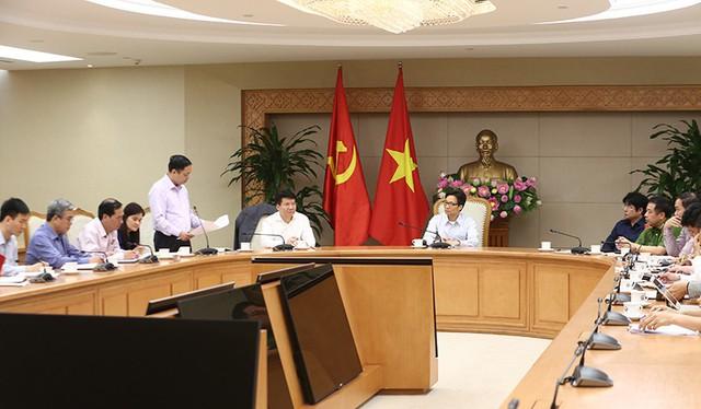 Phó Thủ tướng: Phải nghiêm trị hành vi sản xuất thuốc, thực phẩm chức năng giả - Ảnh 1.