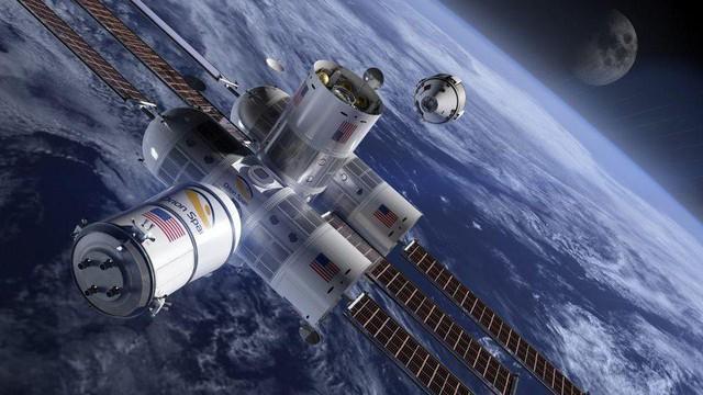 Mức giá không tưởng cho một đêm ngủ tại khách sạn ngoài không gian đầu tiên trên thế giới - Ảnh 2.