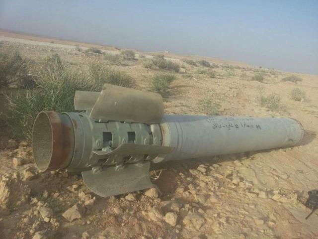 CẬP NHẬT: PK Syria diệt tên lửa Israel ở độ cao cực thấp - Đã có mảnh xác làm bằng chứng - Ảnh 1.
