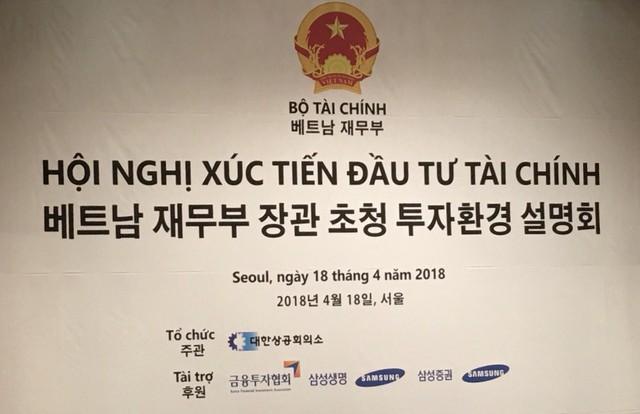 Bộ trưởng Đinh Tiến Dũng: Cơ hội cho các nhà đầu tư Hàn Quốc tại Việt Nam là không hề nhỏ - Ảnh 2.
