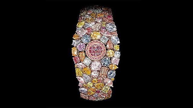 10 chiếc đồng hồ có giá đắt đỏ bậc nhất hành tinh, chỉ dành cho giới siêu giàu  - Ảnh 1.