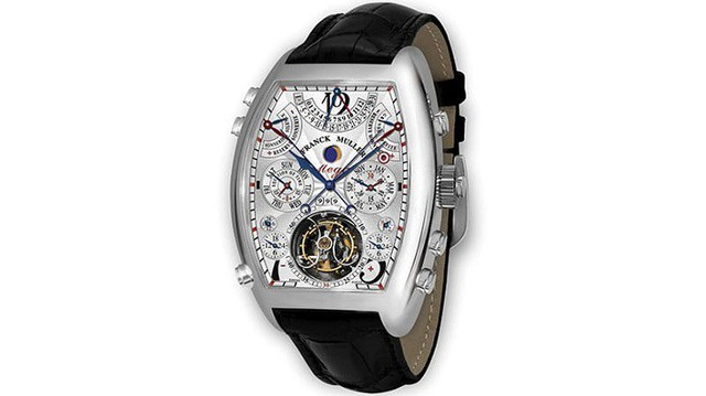 10 chiếc đồng hồ có giá đắt đỏ bậc nhất hành tinh, chỉ dành cho giới siêu giàu  - Ảnh 10.