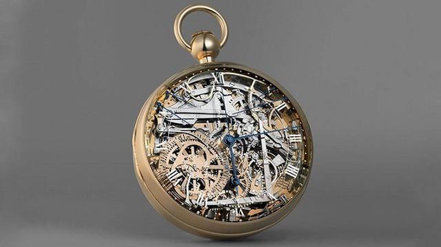 10 chiếc đồng hồ có giá đắt đỏ bậc nhất hành tinh, chỉ dành cho giới siêu giàu  - Ảnh 3.
