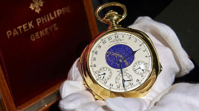 10 chiếc đồng hồ có giá đắt đỏ bậc nhất hành tinh, chỉ dành cho giới siêu giàu  - Ảnh 5.