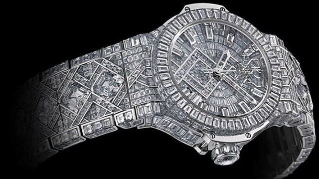 10 chiếc đồng hồ có giá đắt đỏ bậc nhất hành tinh, chỉ dành cho giới siêu giàu  - Ảnh 7.