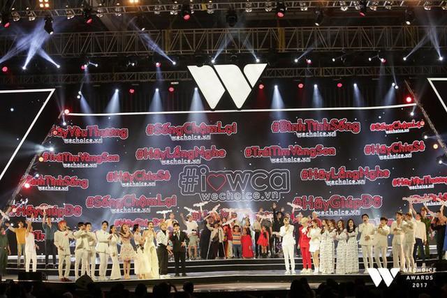 WeChoice Awards: Chương trình Hành trình truyền cảm hứng đã chính thức phát sóng! - Ảnh 7.