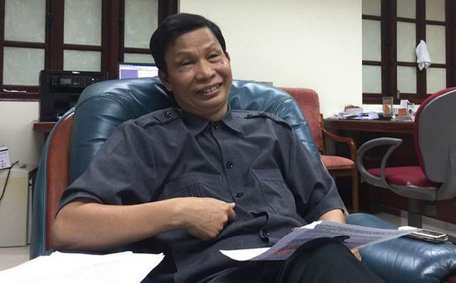 Đang lập đoàn xác minh đơn thư tố cáo quyền Vụ trưởng Nguyễn Minh Mẫn - Ảnh 1.