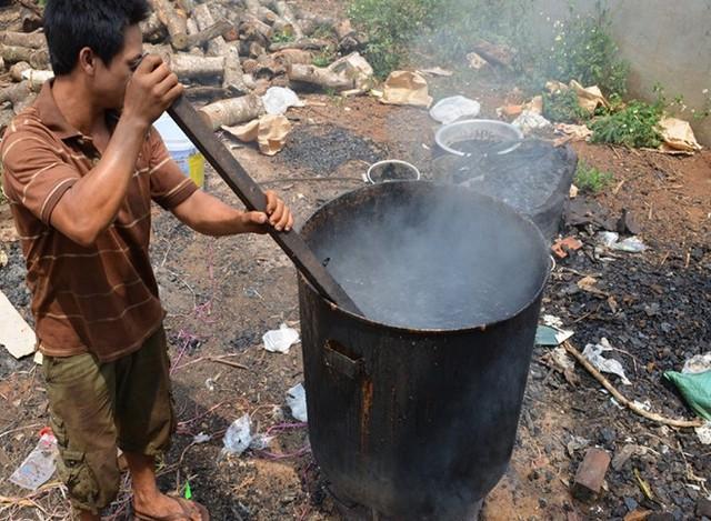 (SỐC) Phát hiện nhiều mẫu cà phê bột không có… cà phê ở Đắk Nông!  - Ảnh 2.