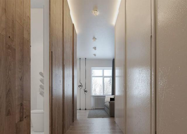 Chỉ vẻn vẹn 30m2 nhưng căn hộ chung cư này đang làm đốn tim nhiều khách hàng trẻ - Ảnh 1.