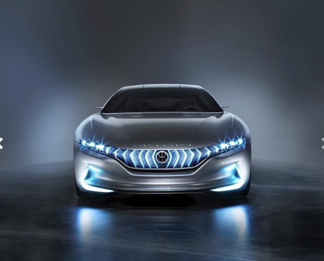 """Đối tác thiết kế của Ferrari """"nhá hàng"""" chiếc siêu xe chạy bằng điện sang trọng, ứng dụng công nghệ cao dành cho khách hàng siêu giàu - Ảnh 1."""