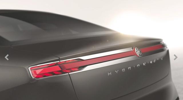 """Đối tác thiết kế của Ferrari """"nhá hàng"""" chiếc siêu xe chạy bằng điện sang trọng, ứng dụng công nghệ cao dành cho khách hàng siêu giàu - Ảnh 2."""