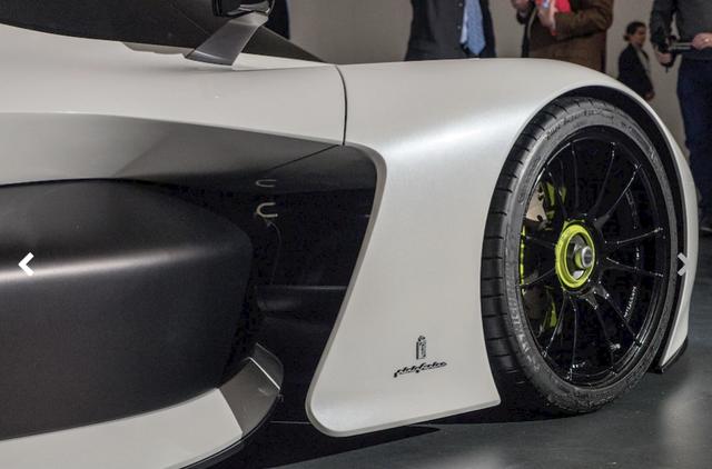 """Đối tác thiết kế của Ferrari """"nhá hàng"""" chiếc siêu xe chạy bằng điện sang trọng, ứng dụng công nghệ cao dành cho khách hàng siêu giàu - Ảnh 4."""