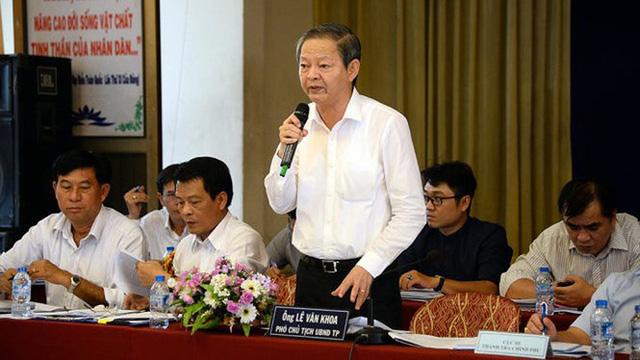 Chân dung Phó Chủ tịch TPHCM vừa xin thôi chức vì lý do sức khỏe - Ảnh 1.