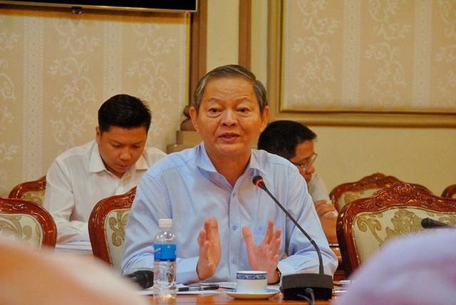 Chân dung Phó Chủ tịch TPHCM vừa xin thôi chức vì lý do sức khỏe - Ảnh 6.